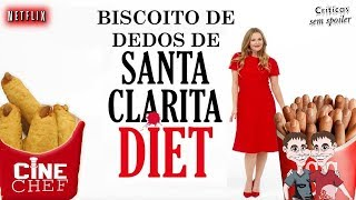 """Santa Clarita Diet"" A DIETA DOS MORTOS - Gêmeos do Cinema"