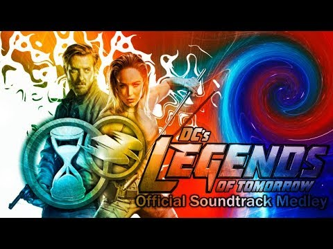 Blake Neely's DC's Legends of Tomorrow OST (Soundtrack Medley)