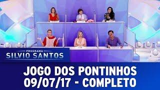 Jogo dos Pontinhos | Programa Silvio Santos (09/07/17)