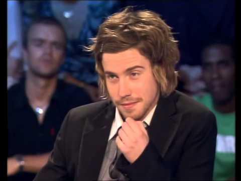Julien Doré - On n'est pas couché 23 juin 2007 #ONPC