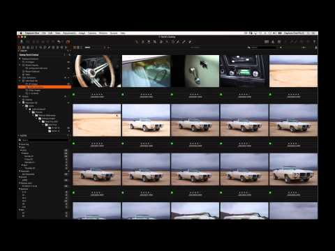 Capture One Pro 8 Webinar | Importing, Culling and Processing