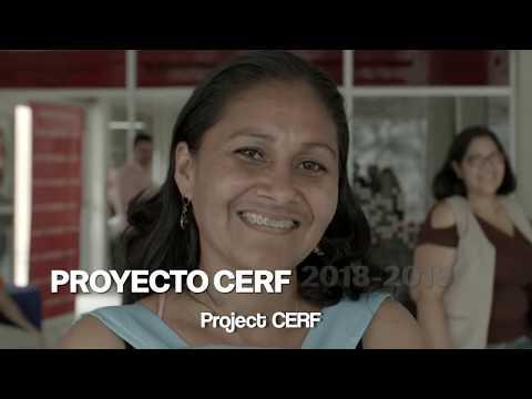 CERF - Componente de Salud Sexual y Reproductiva