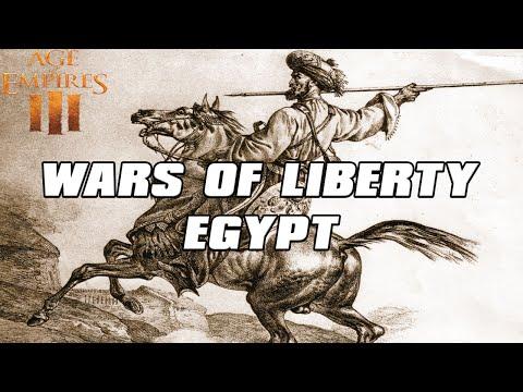 Wars of Liberty - Egyptian Attack! Mamluks Return! - Age of Empires 3 Mod