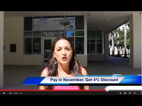 Suzanne Hollander Professor Real Estate discusses how to save on Florida Property taxess