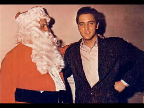 Elvis Presley - Santa Claus is coming to town (Christmas Song)