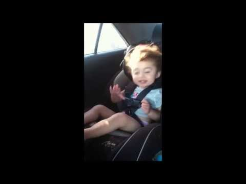 Baby Dancing to Suit & Tie (wait for the beat to drop)