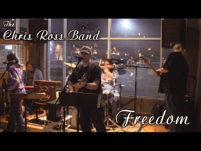 """Freedom"" - The Chris Ross Band @ Twelve, Bellingham, MA"