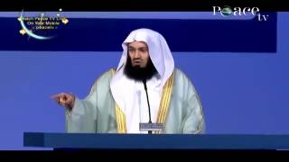 Brother accepts Islam By Mufti Menk , Dubai International Peace Convention Q&A