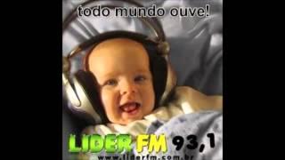 Bruno e Marrone 1999 ao vivo na Lider FM Uberlândia