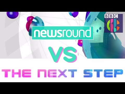 The Next Step vs. Newsround | CBBC