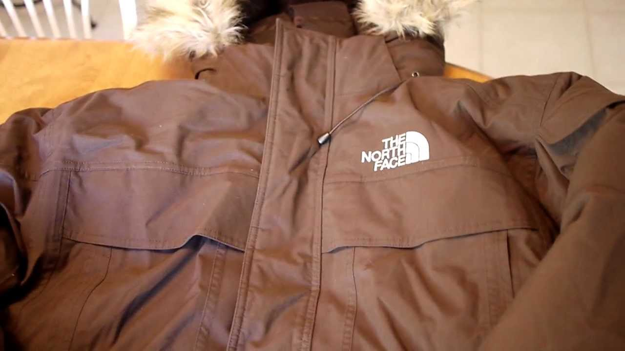 North face mcmurdo parka part1 youtube gumiabroncs Gallery