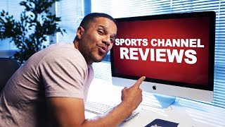 Gambar cover Sports YouTube Channel Reviews