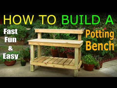 diy-|-how-to-build-a-potting-bench-/-work-bench-|-official-video