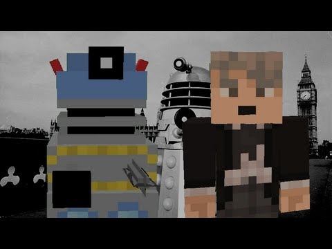 Doctor Who - Dalek Invasion of Earth part 2 (minecraft ...