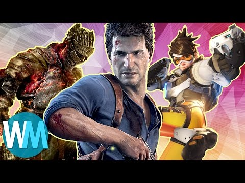 Top 10 Best Games of 2016
