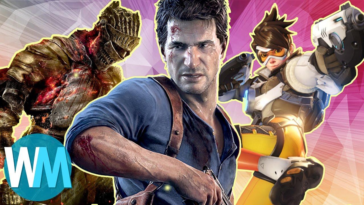 top 10 best games of 2016 youtube