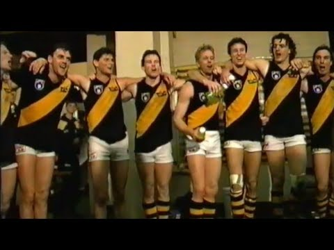 1995 AFL Round 22 - Adelaide vs Richmond
