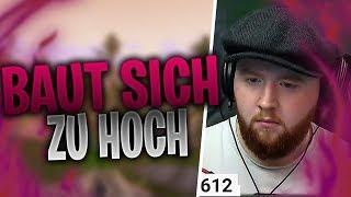 MCKYTV baut sich zu hoch | RASKOLOGY gewinnt 1vs1 ohne Mats | Fortnite Highlights Deutsch
