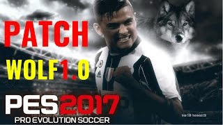 Download Wolf Patch v1.. PES 2017 PC DOWMLOAD