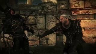 Witcher 2 : Адреналиновые добивания использование знака гелиотроп