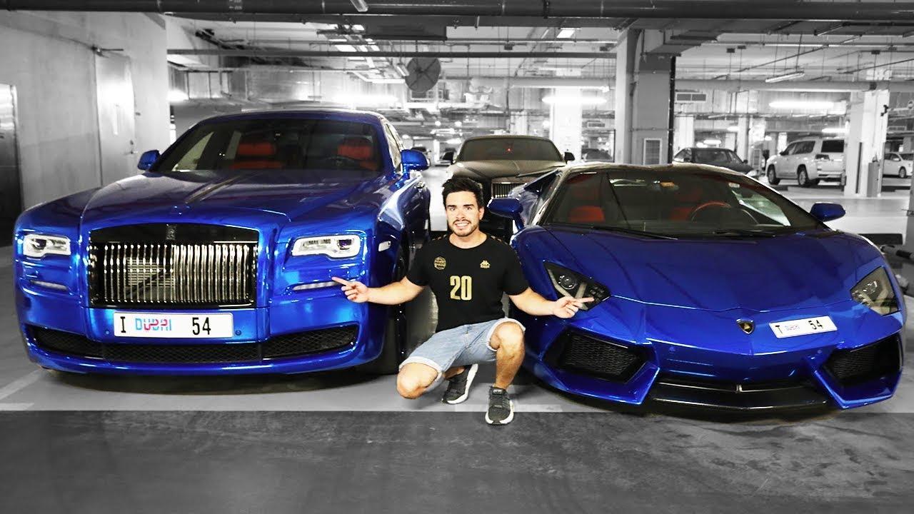 Garaje privado millonario de autos en dubai youtube - Garaje de coches ...
