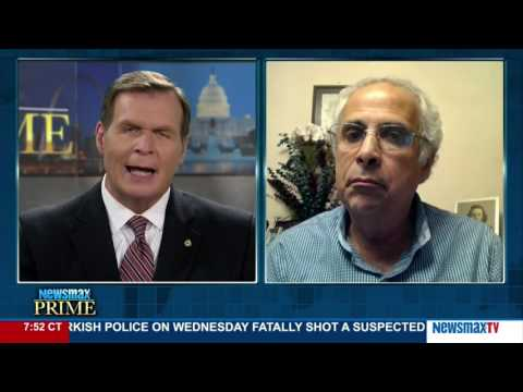 Newsmax Prime | John Zogby on the polling leading up to tonight's debate