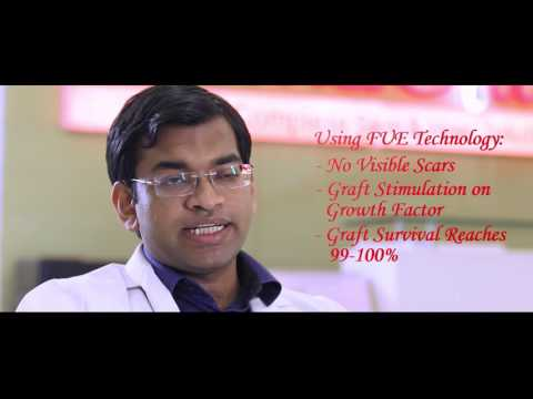 Best Hair Transplant and Skin Clinic in Delhi, INDIA | Dr.Kavish Chouhan- DermaClinix