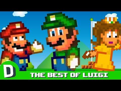 The Very Best LUIGI Dorkly Bits (Compilation)