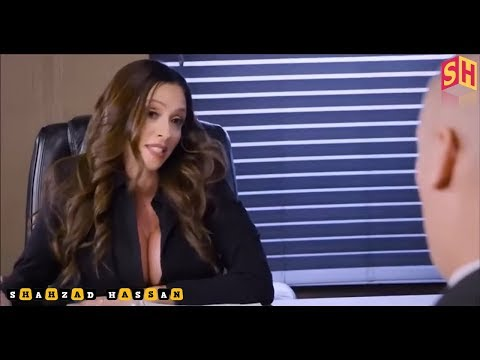 New CEO Ariella Ferrera Furious on Mr.SEAN During The Job Interview
