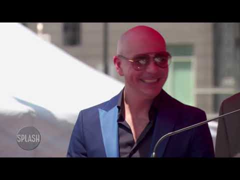 Pitbull's New Year's resolution | Daily Celebrity News | Splash TV