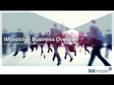 IMImobile - IMO - Investor presentation 25.2.16