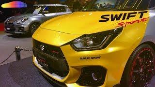 Suzuki Swift Sport x Suzuki SPORT | Tokyo Auto Salon 2019