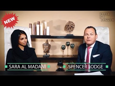 Success in Sales: Spencer Lodge EXCLUSIVE with Sarah Al Madani
