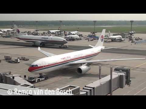 Frankfurt Airport 25 september 2013 part 1