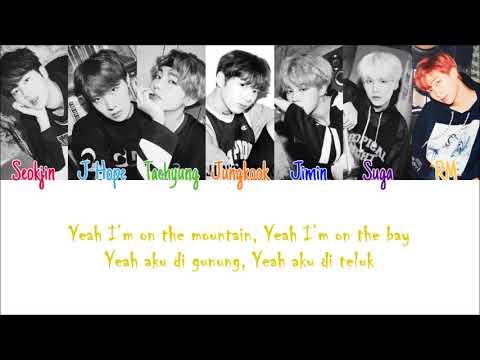 BTS (방탄소년단) - MIC Drop Lyrics [Color Coded_Rom_Ind]