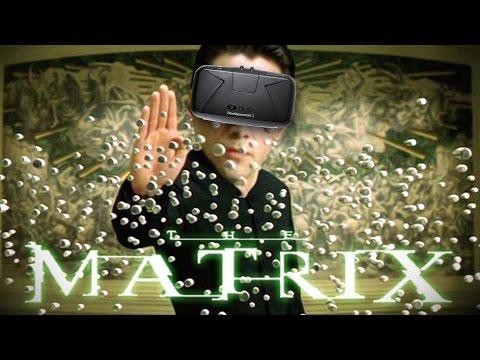 ENTRANDO EN MATRIX | Oculus Rift DK2