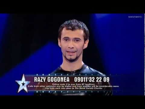 Razy Gogonea - Semi-Final - Britains Got Talent 2011