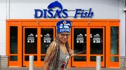 "Обзор магазина ""DISAS Fish"" #Финляндия #дисасфиш #обзормагазинадисасфиш"