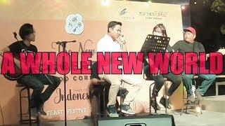 A WHOLE NEW WORLD OST ALADDIN BY ARIF ALFIANSYAH