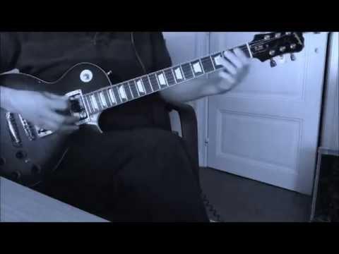 Pixies - Trompe le Monde chords (rythm guitar play along)