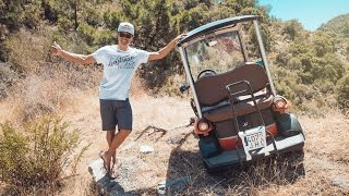 GOLFCARS ARE GREAT OFFROAD | VLOG 115