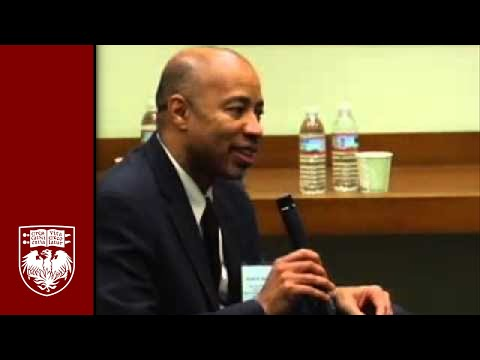 African Americans at University of Chicago: Undergraduate and Graduate Student Panel
