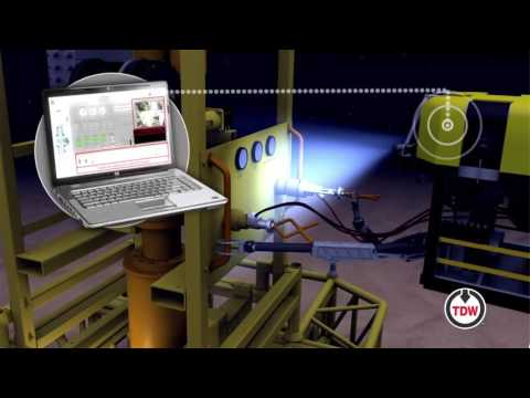 Subsea 1200RC Tapping Machine