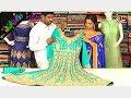 Party Wear Collection Of Long Dresses, Crop Tops, Half Sarees & Designer Pattu Sarees || Manoharam