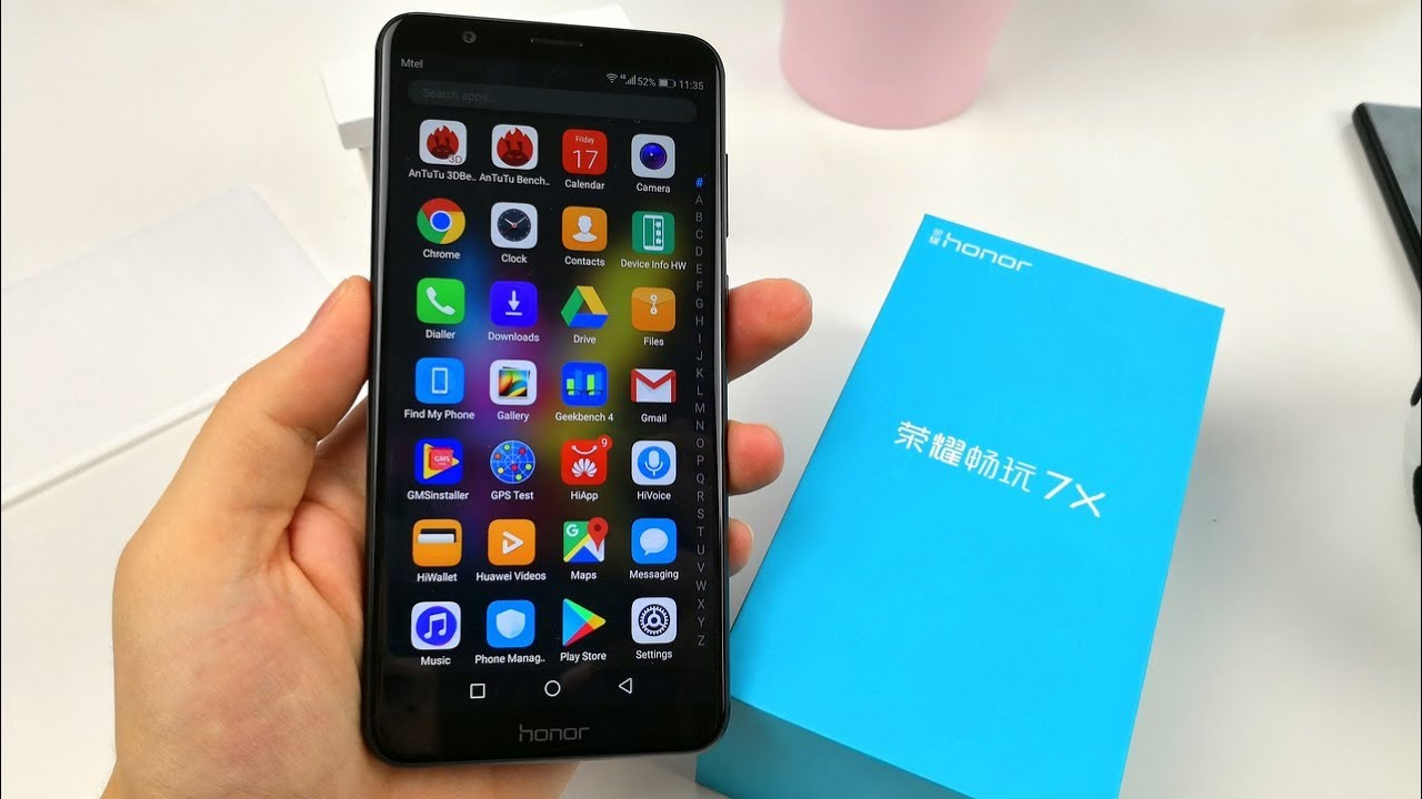Image result for 10. Huawei Honor 7X