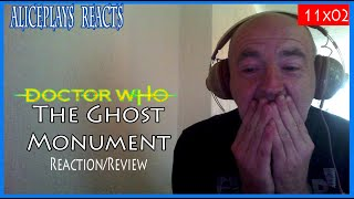 Doctor Who 11x02 Reaction - The Ghost Monument