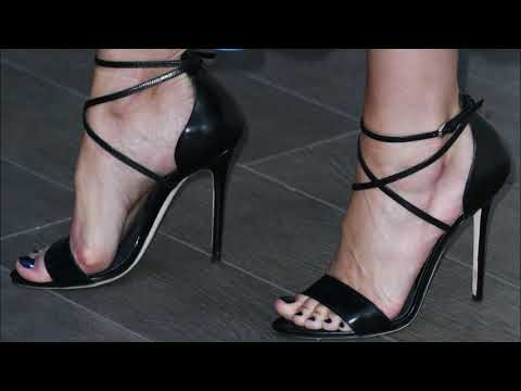 Camilla Belle's angelic birthday feet