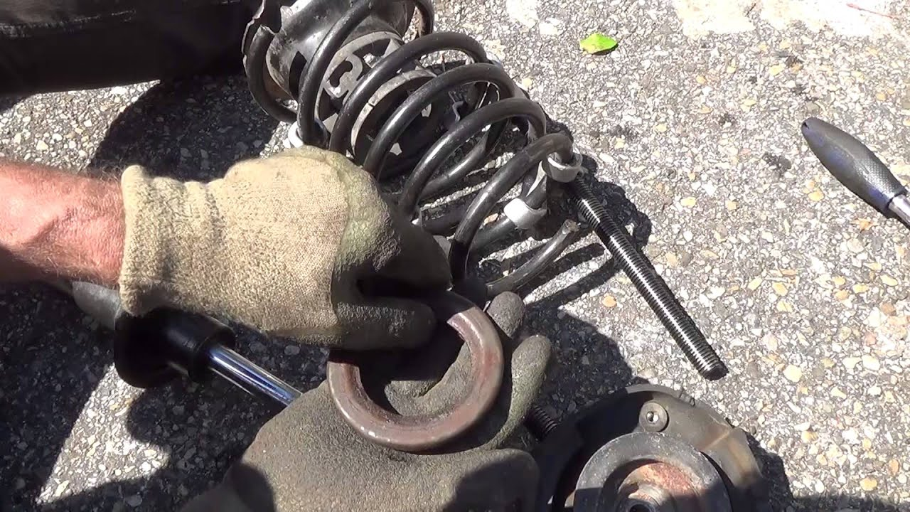 Front Shock Absorber Replacement Removal Amp Refitting