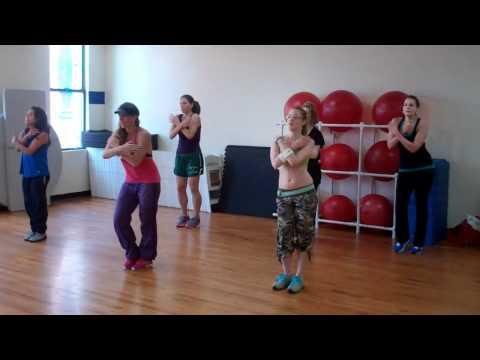 Dance Fitness...It Wasn't Me by Shaggy