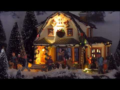 LEMAX CHRISTMAS VILLAGE 2017
